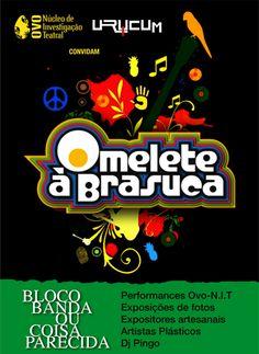 """Esta edição da """"Omelete à Brasuca"""", que acontece no sábado, 26, a partir das 22h, no Espaço Urucum, éinspirada na Tropicália,movimento musical, que também atingiu outras esferas culturais (artes plásticas, cinema, poesia), surgido no Brasil no final da década de 1960. O marco inicial foi o Festival de Música Popular realizado em 1967 pela TV...<br /><a class=""""more-link"""" href=""""https://catracalivre.com.br/geral/rede/barato/festa-omelete-a-brasuca-no-espaco-urucum/"""">Continue lendo »</a>"""