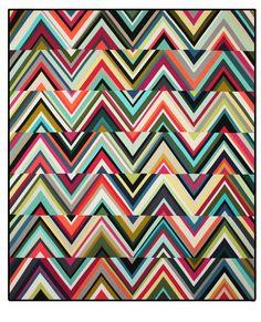 Tara Faughnan- Triangles Quilt 2013