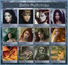 Baltic Mythology [Archive] - The Apricity Forum: A European Cultural  Community