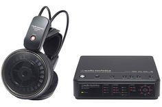 Audio-Technica ATH-DWL5500 Digital Wireless Headphone System