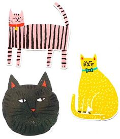 print & pattern and like OMG! get some yourself some pawtastic adorable cat apparel!