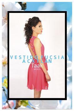 VESTIDO FUSCIA  BORDADO ACAXOCHITLAN 16-17 #Radikal by #taakmx #teamtaak #taakmx #moda #hechoamano #madetomeasure #belleza #talentomexicano #talento #estilo #style #mexico #tradicion #hidalgo #womenswear #office #smart #smartcasual twitter.com/... www.instagram.com... www.facebook.com/... www.taakstyle.com/