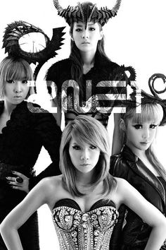 ••When you feel like {THERE'S NO WAY OUT}~Love~^Is the only^|>>WAY>>•• 2NE1