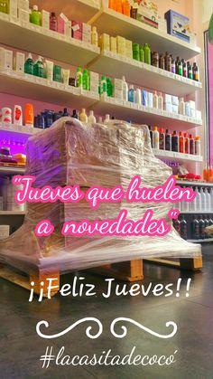 ¡¡Buenos días!!  El jueves viene cargado de novedades ¿Dispuest@ para descubrirlas? #lacasitadecocó #granada #jueves #lacasitadecoco #novedades #felizjueves