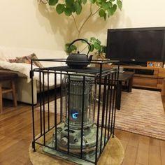 アラジンストーブガード | 里山エンジン Japanese Landscape, Aladdin, My Room, Stove, Home Appliances, Industrial, Dryer, Lighter, Interior
