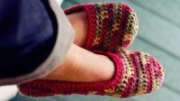 Crochet Slippers (Free Pattern)