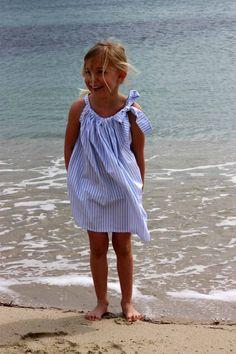 Jurkje Capri Limited Edition :: vestido fácil en bambula por ejemplo