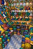 Ceramic Shop-Marakesh, Morocco