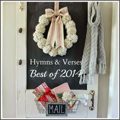 Hymns and Verses: Hymns and Verses Best of 2014