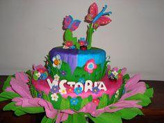 Fiestas infantiles de mariposas - Imagui