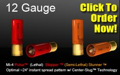 Multiple Impact Bullet Technology