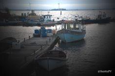 Reposaari fisherman's wharf.