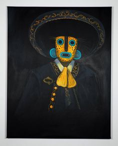 Mexican American artist Favio Martínez, a.k.a. Curiot, is based in Mexico city and has become one of the most recognized street artists of his generation. His unique style with references to traditional Mexican folk art, is defined by fantastical figures of pre-Hispanic characters that come alive in colorful fusions of bodies and unlikely creatures.