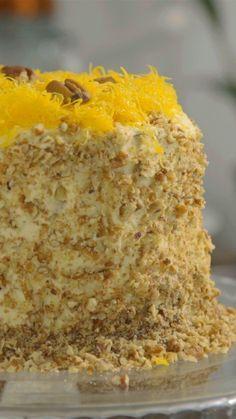 Que tal aprender a fazer a famosa e deliciosa Torta Marta Rocha?