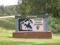 The Natchez Trace Parkway spans 444 miles, which just so happens to be the distance from Boston to Ontario, Canada. Mississippi Facts, Mississippi Delta, Canada Travel, Travel Usa, Natchez Trace, Travel Photos, Travel Ideas, Travel Guide, State Parks