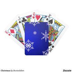 Christmas Spielkarten
