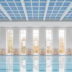 piscina pública, alemanha
