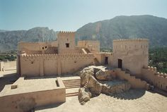 oman old town - Google Search