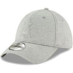 huge discount 4f3de b9366 New Era Los Angeles Angels Gray Logo Shade 39THIRTY Flex Hat
