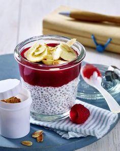 Unser beliebtes Rezept für Chia-Pudding mit Himbeeren und Kokosmilch und mehr als 55.000 weitere kostenlose Rezepte auf LECKER.de.