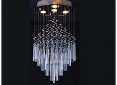 Mansion chandelier