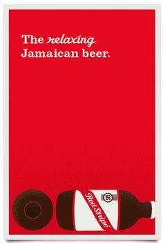 Słabsze w stosunku do naszego Lecha, ale zdecydowanie trzeba spróbować na Jamajce :-) mniam!