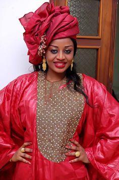 Penda Ly Crowned Miss Senegal African Print Dresses, African Dresses For Women, African Print Fashion, Africa Fashion, African Attire, African Wear, African Fashion Dresses, Ethnic Fashion, African Women