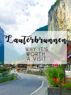 Lauterbrunnen was one of the most beautiful places I've ever seen! I had done some reading prior to our excursion, trying to pick the best towns to go to. As soon as I read that this town had 72 waterfalls,. Switzerland Tourism, Switzerland Vacation, Visit Switzerland, Switzerland Summer, Switzerland Interlaken, Switzerland Christmas, Gstaad Switzerland, Switzerland Itinerary, Best Travel Sites