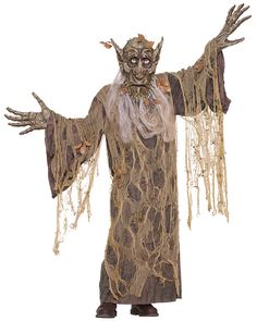 Tree Man Costume £55.99 : Direct 2 U Fancy Dress Superstore. Fancy Dress, Party Themes & Accessories For The Whole Family. http://direct2ufancydress.com/tree-man-costume-p-6754.html