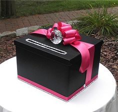 Wedding gift card boxes wedding gift box bling card box rhinestone wedding card box weddings do it yourself wedding forums solutioingenieria Images