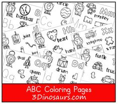 100 best ABC 39 s images on Pinterest