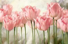 Cómo Pintar flores como pintores famosos