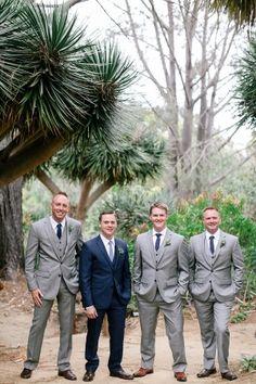Ideas For Garden Party Attire Wedding Navy Suits - Garden Wedding Ideas - Wedding Groom, Wedding Suits, Wedding Attire, Blue Wedding, Dream Wedding, Wedding Color Pallet, Wedding Color Schemes, Wedding Colors, Wedding Ideas