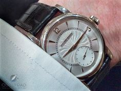 Philippe Dufour Simplicity on the wrist of the author