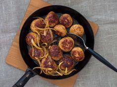 Iron Pan, Paleo, Good Food, Gluten Free, Ethnic Recipes, Kitchen, Glutenfree, Cooking, Kitchens