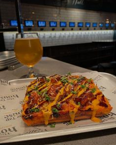 """The Tap House on Instagram: """"🍕 DETROIT PIZZA IS BACK 🍕 Featured BBQ chicken 🐔 We will be back indoors and our pizza oven back on making the only square pies in…"""" Bbq Chicken, Chicken Wings, Detroit Pizza, Square Pie, Nottingham, Cheesesteak, Indoor, Meat, Ethnic Recipes"""