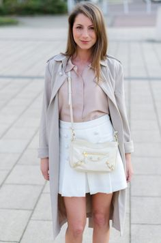 OUTFIT: NUDE LOOK