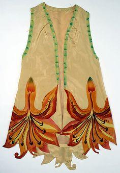 French Lounging pajamas * silk 1925