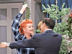 I Love Lucy Christmas