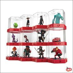 Disney Infinity Modular Display Case