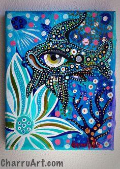 Mimetico by @charruart  #art #arte #artes #acrylic #canvas #instart #instaart #iloveart #charruart