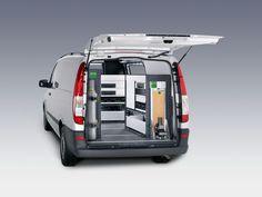 Mercedes Vito Chen, Mercedes Benz, Vehicles, Interiordesign, Workshop, Atelier, Cars, Vehicle