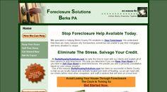 En Masse web design, SEO, Foreclosure, PA