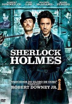 Sherlock Holmes (2009). Excelente! #indico