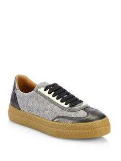 BRUNELLO CUCINELLI Velvet Sneakers. #brunellocucinelli #shoes #sneakers