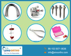 SINO ORTHO LIMITED is a professional manufacturer of #orthodonticsproducts, integrating development and production together. It is the foremost exporter of China's high-quality #archwireforbraces orthodontics products. Visit here :  https://sinoorthochina.wordpress.com/2016/03/27/buy-the-best-quality-orthodontic-products-in-china/