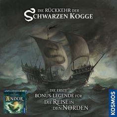 Journey to the North – Die Rückkehr der Schwarzen Kogge (expansion) 8.0 BGG rating.
