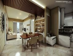 IdPlus Portofolio | FX Residence Apartment  See more at : www.idplus-studio.co   Follow our IG and Twitter @idplus_studio And dont forget to give us ur thumb at Facebook/IdPlus-Studio  IdPlus Studio  [ Architecture | Interior | 3D Rendering ] From Bandung with Big Vision