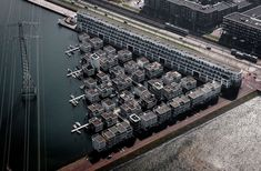 Floating Houses Ijburg - Picture gallery
