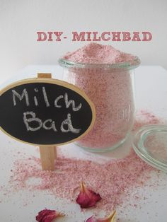 Tutorial: DIY-Milchbad